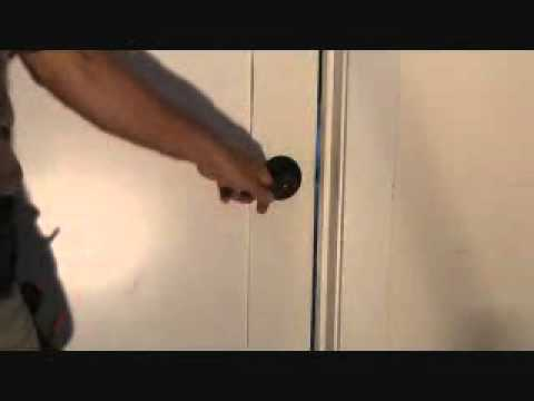 Some other ways to open a locked door