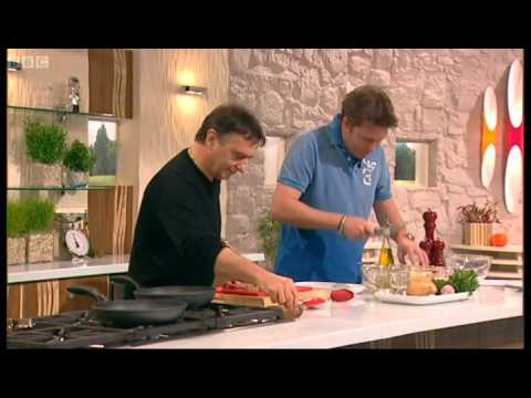 Raymond Blanc's steak part 1 - Saturday Kitchen - BBC