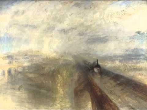 Turner, Rain, Steam, and Speed -- The Great Western Railway, 1844
