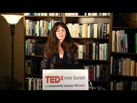 TEDxInnerSunset- Jessica Carew Kraft- Human Optimization
