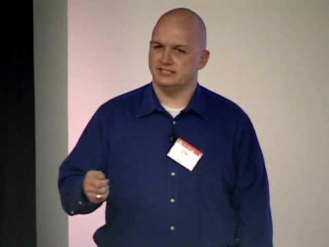 TEDxDetroit - Dan Izzo - 10/21/09