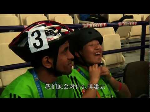 Sports in America, The Best Teacher (Chinese Subtitles)