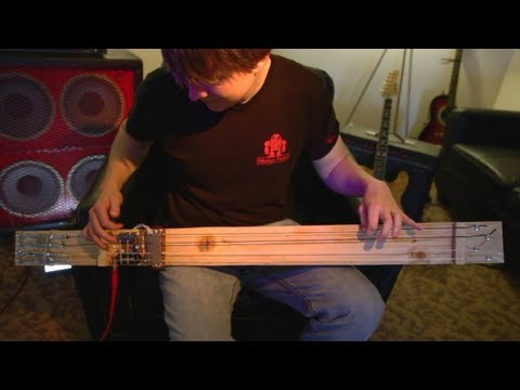 Weekend Projects - Infrared String Bass