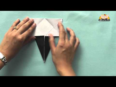 Origami - Make a very interesting Bird