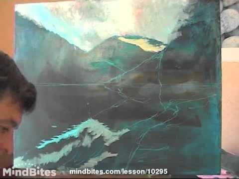 Oils - Prt. 9 of 13 - Winter & Jungle demos