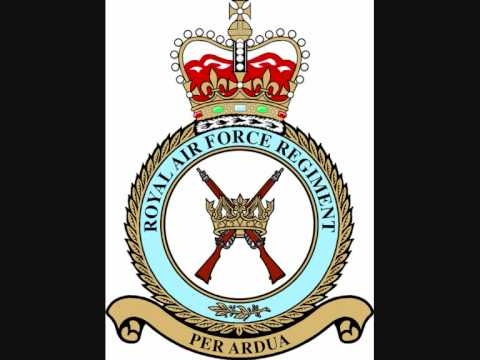 Royal Air Force Regiment (Quick March)