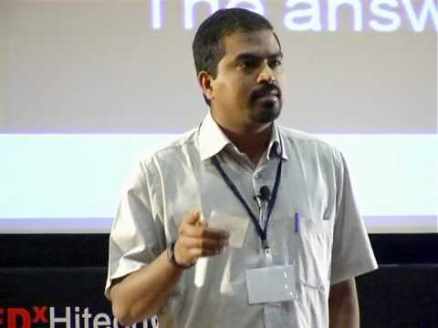 TEDxHitechCity - Sarath Guttikunda - Air Pollution... the Answer is Blowin' in the Wind