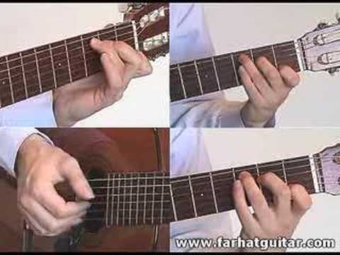 Yesterday the beatles Guitar  Cover part 1 HQ  farhatguitar.com