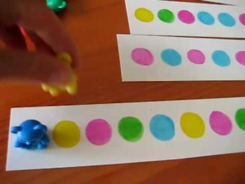 Toddler - Social Studies. Pattern boards