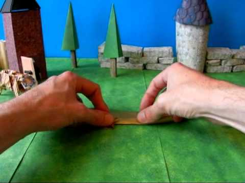 Origami Sword
