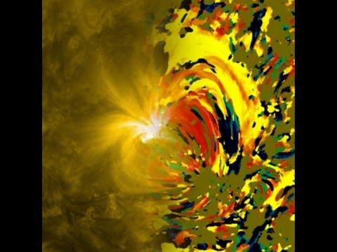 NASA | Van Gogh Sun