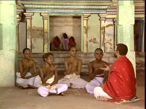 The Tradition of Vedic Chanting