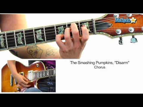 "Video A Day -  ""Disarm"" by The Smashing Pumpkins on Guitar"