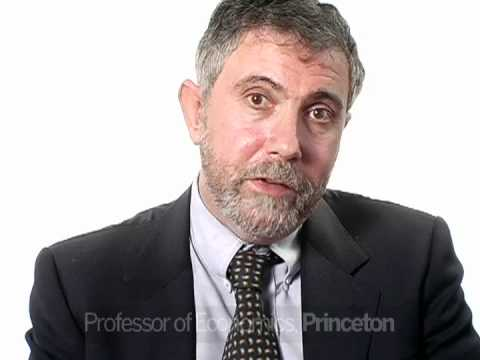 Paul Krugman on Crisis Causality