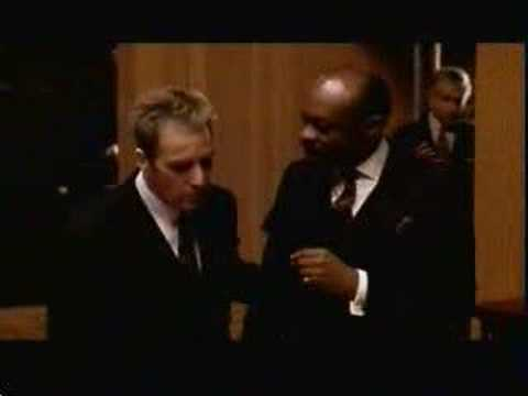 Willie Brown meets with Michael Corleone