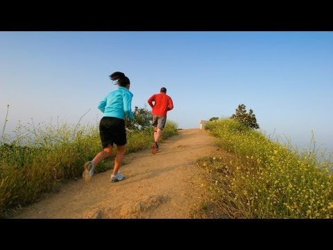 Running Uphill | How to Run