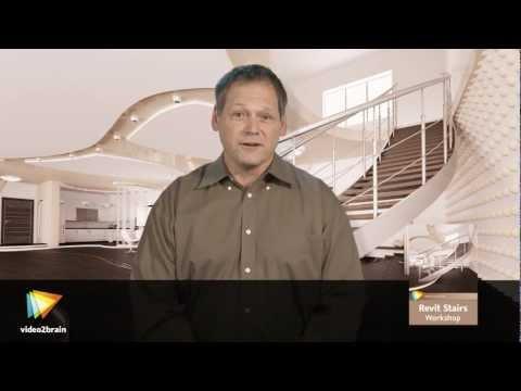 Revit Stairs Workshop Trailer