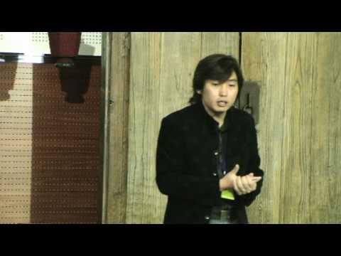 TEDxEDUcn - Alex Liu - 11/14/09