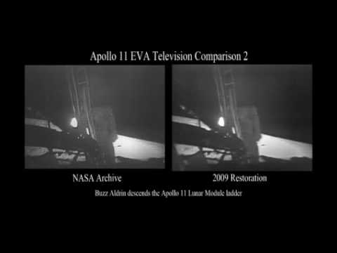 NASA Releases Restored Apollo 11 Video at the Newseum (Part 2)