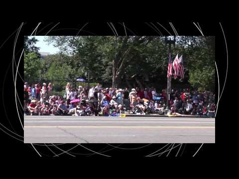 The Fourth of July at the National Archives - Montage