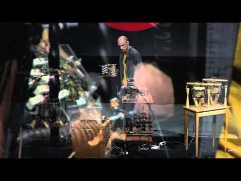 Patrick Flanagan: Robot Drums