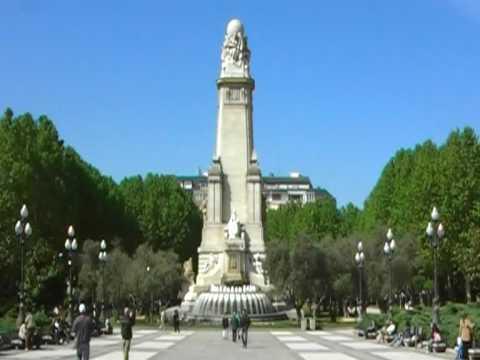 Plaza de España in Madrid 7