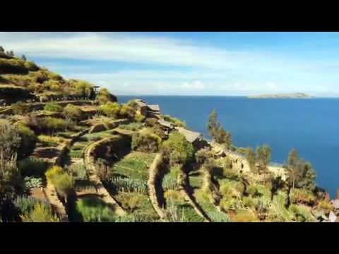 The Coolest Stuff on the Planet - Lake Titicaca