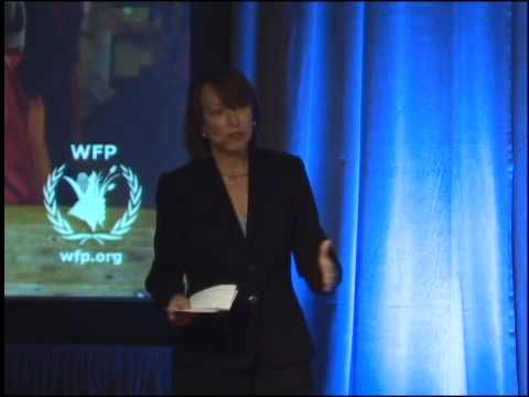TEDxWorldBankGroup - Nancy Roman - Agriculture