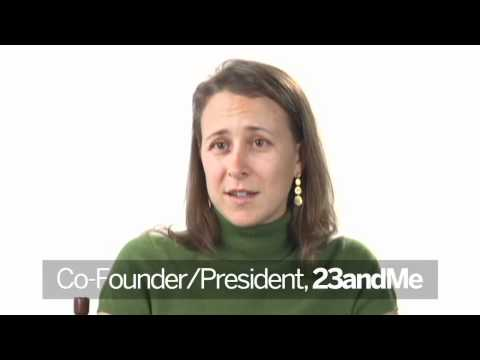 What Keeps Anne Wojcicki Up At Night?