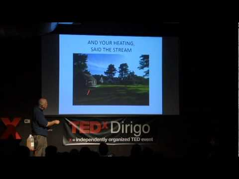 ‪TEDxDirigo - Peter Arnold - ENVIRONMENTAL SUSTAINABILITY: WALKING OUR TALK IN THE WORKPLACE