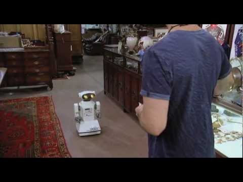 Omnibot 2000 | Auction Kings