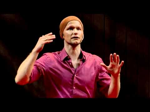 TEDxOslo - Kyrre Texnæs - The point of reference for creating movements