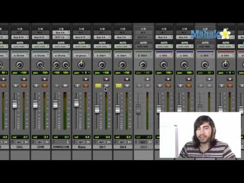 Voice Dynamic Off - Pro Tools 9