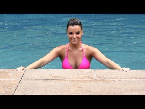 Senior Citizen Water Workout | Water Aerobic Exercise