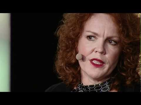 TEDxAmsterdamWomen 2011 - Corina Vermeulen - My Life with HIV