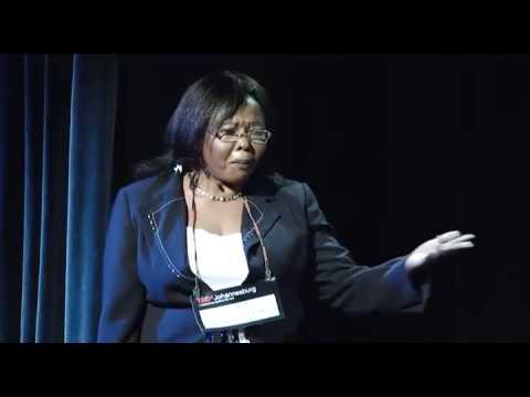 TEDxJohannesburg - Maggie Momba - 11/15/09