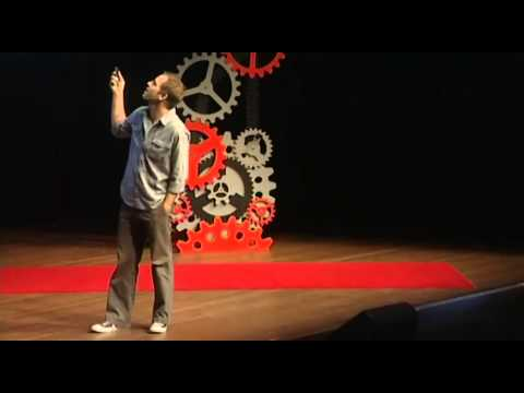 The Art All Around Us: Kiel Johnson at TEDxEQChCh