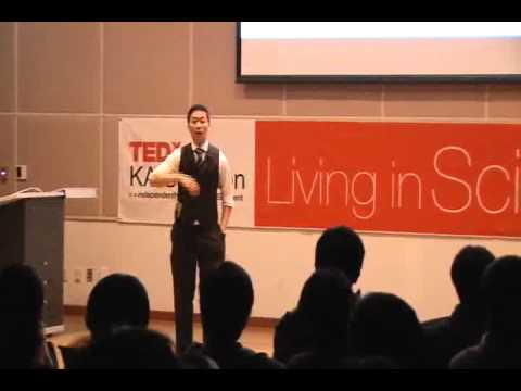 TEDxKAISTSalon - Jinsop Lee - The Five Senses, A Little Theory by Jinsop