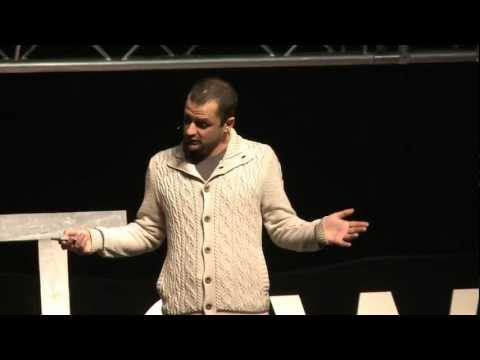The Electronic Music Scene In South Africa: Richard Marshall at TEDxCapeTown