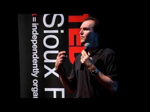 TEDxSioux Falls - Mike Dunlap - Challenged by Choice