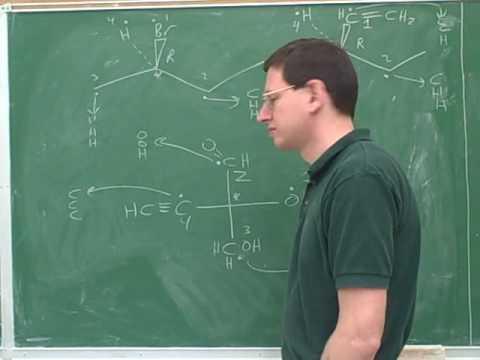 Organic chemistry: Stereochemistry (5)