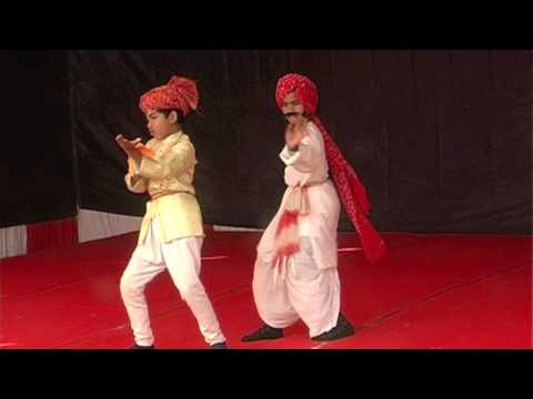 TEDxShekhavati - Dancing on Rajasthani song