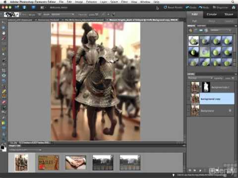 Photoshop Elements 10 - Introduction