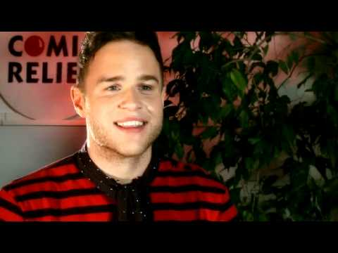 Olly Murs' trekker profile - The BT Red Nose Desert Trek