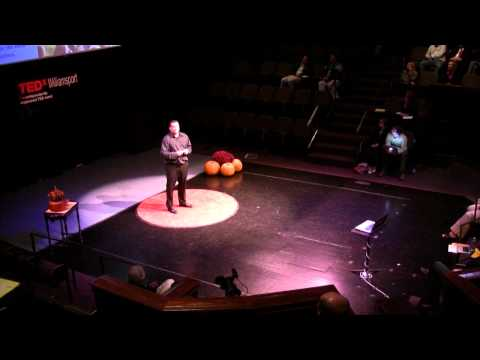 TEDxWilliamsport - Justin Kline - Little League Creates CommUNITY