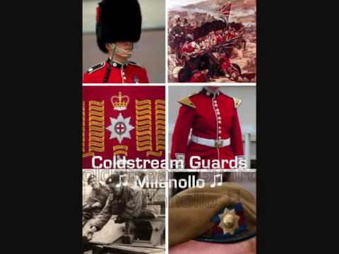Regimental quick marches of the Foot Guards