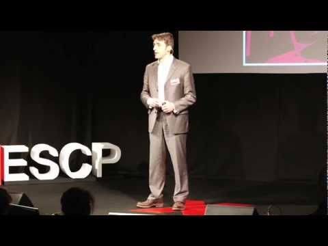 Take charge of your education: Martin Kupp at TEDxESCP