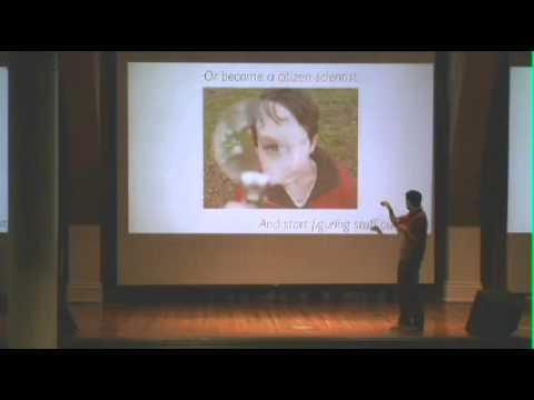 """TEDxGotham, Manu Prakash, """"Physical Entomology: Insects Through the Lens of Mechanics"""""""