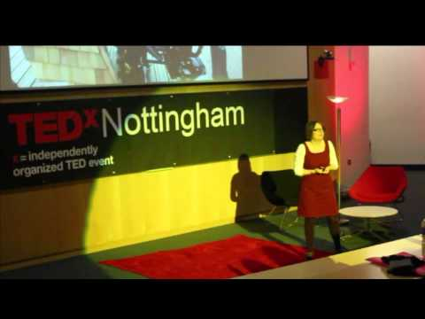 TEDxNottingham - Mary Jackson - School Grounds