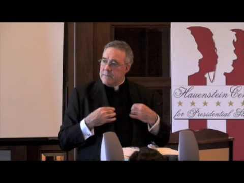 Rev. Robert Sirico on Leadership (4 of 8)
